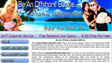 Be An Offshore Bookie