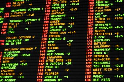 Bookmakers move their own lines