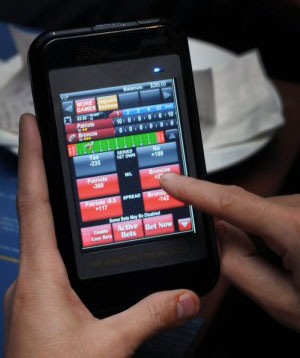 Mobile Betting Software