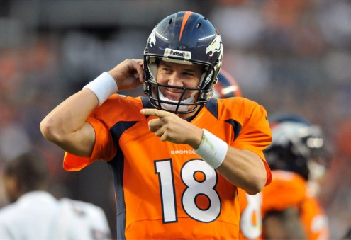 Peyton Manning Comeback
