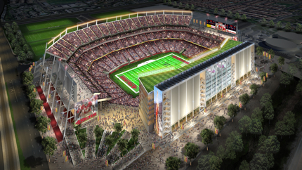 New San Francisco Stadium