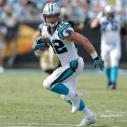 christian mccaffrey carolina panthers nfl