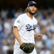 clayton kershaw dodgers world series