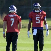 case keenum and teddy bridgewater minnesota