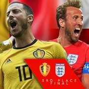 belgium vs england world cup semifinal 2018