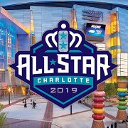 2019 NBA ALL STAR GAME LOGO